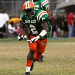 RB Delmus Harrison FAMU High