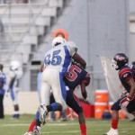 DE Kamerin Davis Godby High sacks the QB