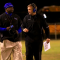 Head coach Ronnie Cottrell (right) seen here with defensive coordinator Bryan Williams (left) will look to make a big statement in a playoff re-match against Wakulla.