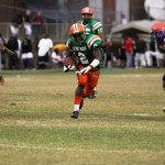 RB Delmus Harrison #2