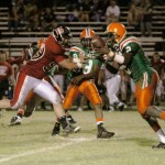 FAMU QB J.Jones Pitch To Demlmus Harrison