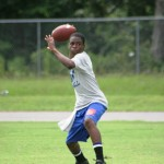 Jefferson County QB ready to throw