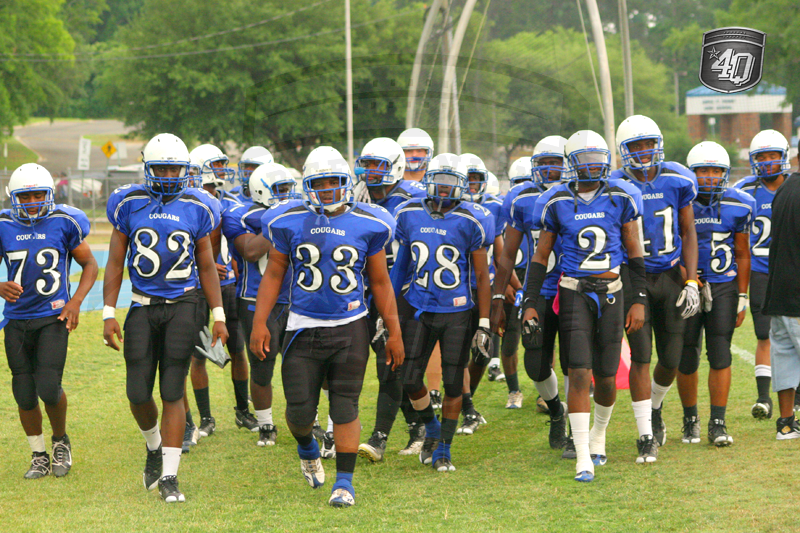 Godby Blue and White Game
