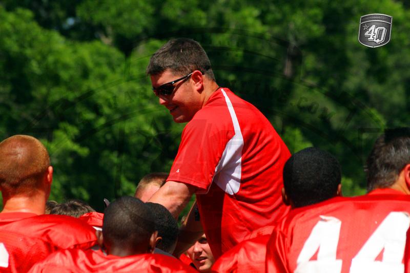 NFC Head Coach Robert Kraft